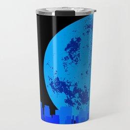 Blue City Travel Mug