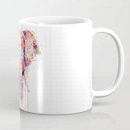 Elephant Head Coffee Mug