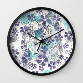 The most beautiful Wall Clock