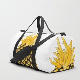 Pineapple Eyes Duffle Bag