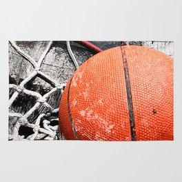Modern Basketball Art 8 Rug