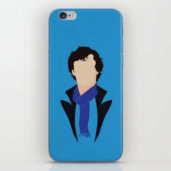 1 Sherlock Holmes iPhone & iPod Skin