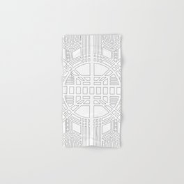 archART no.002 Hand & Bath Towel