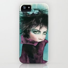 Martina iPhone Case