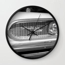 Pontiac Eight Vintage Car Wall Clock