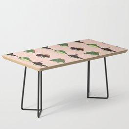 Handstand Avocado Coffee Table