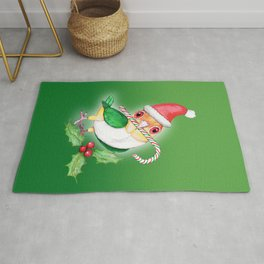 Caique Christmas style Rug
