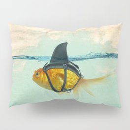 Brilliant Disguise Goldfish Pillow Sham