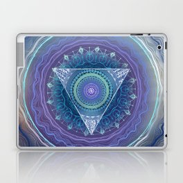 Ajna Third Eye Chakra Laptop & iPad Skin