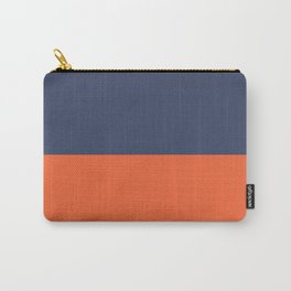 Delft/Coquelicot Carry-All Pouch