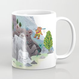 Bear troop Coffee Mug