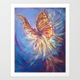 Metamorphasis Art Print