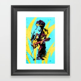 Soundcheck Framed Art Print