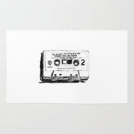 70's Series Cassette Tape #6 Rug