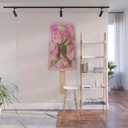 FLORAL POPSICLE Wall Mural