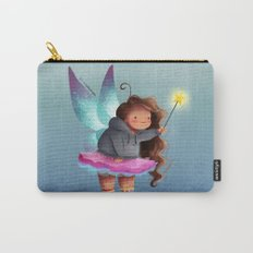 the lazy fairy godmother Carry-All Pouch