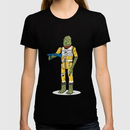 Bossk Action Figure T-shirt