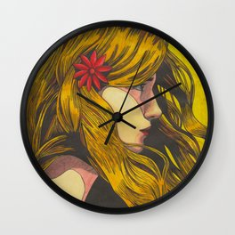 Shampoo Wall Clock