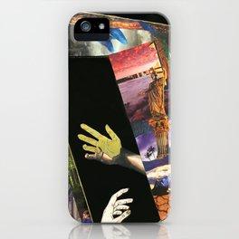Wastelands iPhone Case