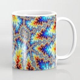 Fractal Rays Coffee Mug