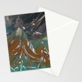 Solar Winds Stationery Cards