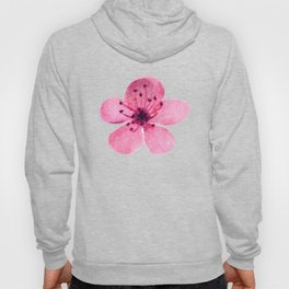 Watercolor cherry blossom Hoody