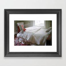 The Guest Room Framed Art Print