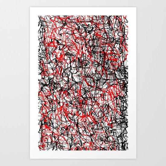SPARTA Art Print