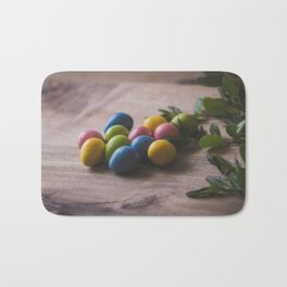 Easter Eggs 14 Bath Mat
