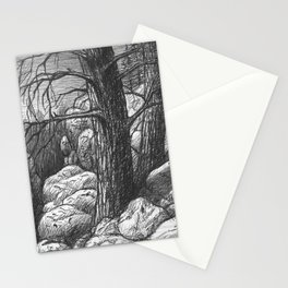Living in the limit Stationery Cards