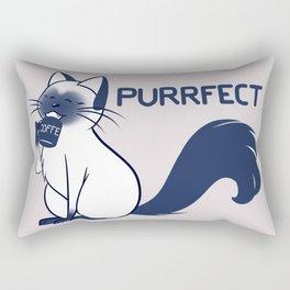 Purrfect Rectangular Pillow