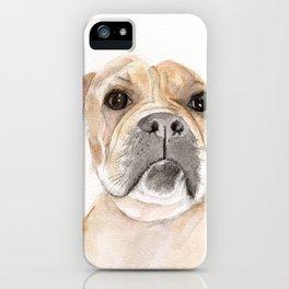 """""""Josie"""" iPhone Case"""