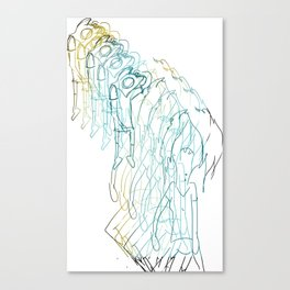 Finn's Dream Canvas Print