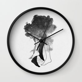 Somewhere in heaven. Wall Clock