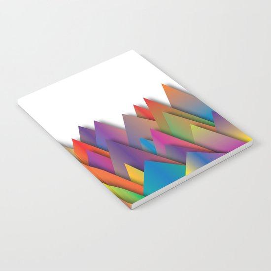 Mountains Of Harmoni Notebook