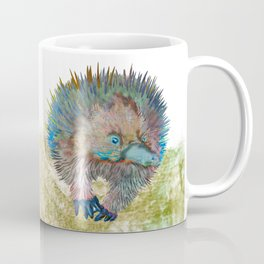 Echidna Explorer Coffee Mug