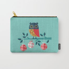 WOOHOO IT'S CHRISTMAS! Carry-All Pouch