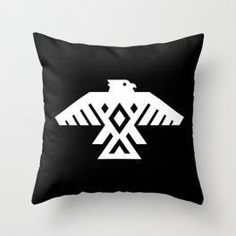 Osprey Ice Throw Pillow