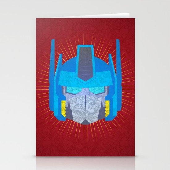 Optimus Stationery Cards