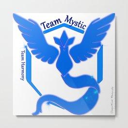 Team Harmony - Mystic Metal Print