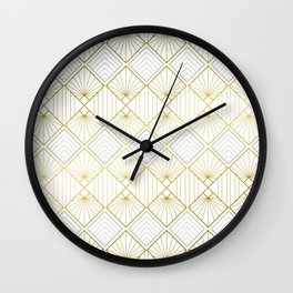 Art DECO - Mix & Match with Simplicity of Life Wall Clock