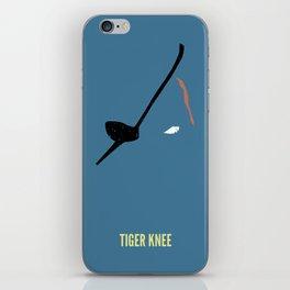 Sagat - Tiger iPhone Skin