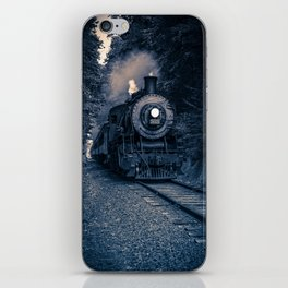 Night Train iPhone Skin