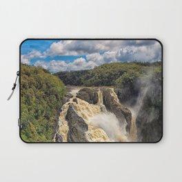 Magnificent Barron Falls in Queensland Laptop Sleeve