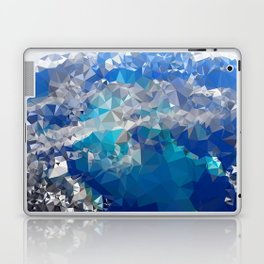 Geometric earth pattern Laptop & iPad Skin