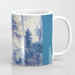 "Henri-Edmond Cross ""Le Jardin en Provence"" Coffee Mug"
