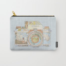 TRAVEL NIK0N Carry-All Pouch