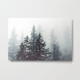 Deep in the Wild - Nature Photography Metal Print