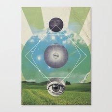 UNIVERSOS PARALELOS 006 Canvas Print