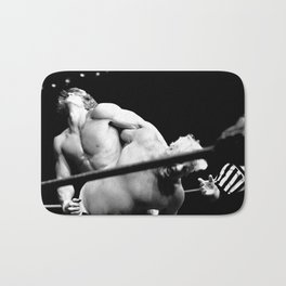 Kevin VonEric vs Dick The Bruiser wrestling Bath Mat